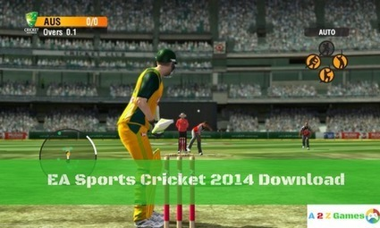 Ea sports cricket 2014 free download (uptobox +.