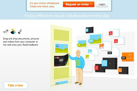 RealtimeBoard | 21st Century Time to Move Forward | Scoop.it