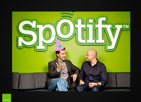 Spotify Is Piling Up Losses, And Its Business Model May Not Work | cross pond high tech | Scoop.it