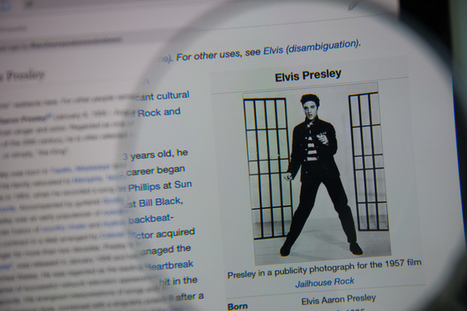 Why it's time the world embraced Wikipedia | CGS Literacy, Learning and ICT | Scoop.it