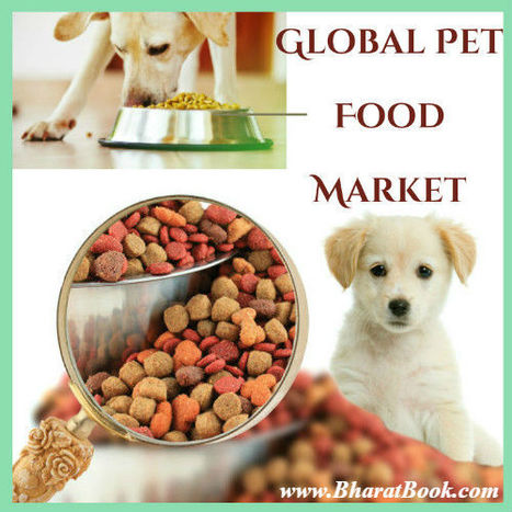 global pet food market and its