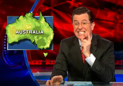 Stephen Colbert Slams Mainstream Media for Lack of Climate Coverage | EcoWatch | Scoop.it