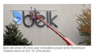 Belk to show off newly-remodeled store at the Riverchase Galleria | Birmingham News, AL.com | Aug. 6, 7, 2014 | Belk, Inc. Modern. Southern. Style. | Scoop.it