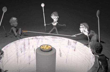Η υπέροχη ιστορία του Ιρβιν Γιάλομ: Κόλαση και Παράδεισος, σε ένα καταπληκτικό βίντεο Animation | omnia mea mecum fero | Scoop.it