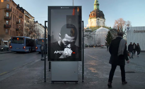 Swedish anti-smoking ad coughs when a smoker passes by | :: The 4th Era :: | Scoop.it