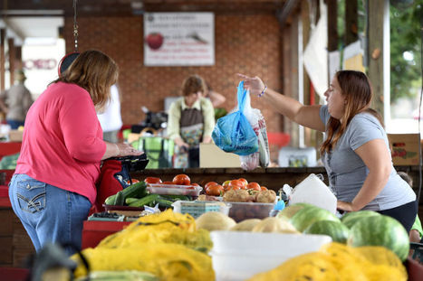 Market day(s): In Bedford, new options ripen for farmers markets - Lynchburg News and Advance | Blogs About Google+ , Google, Twitter , LinkedIn, FaceBook, Skype | Scoop.it