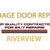 Garage Door Repair Riverview