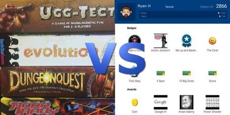 Gamify My Game-Based Learning! - GeekDad   Digital Play   Scoop.it