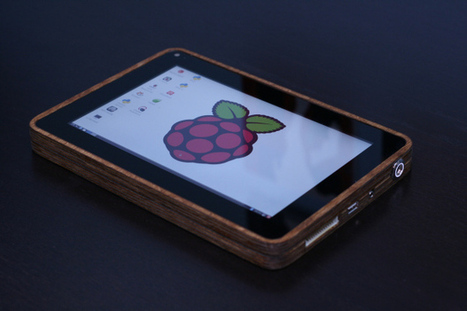 Raspberry Pi Tablet -- The PiPad | DIY | Maker | Scoop.it