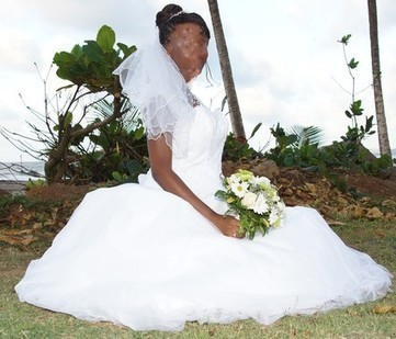 Robe de Mariée - Martinique | Robes de mariée d'occasion | Scoop.it