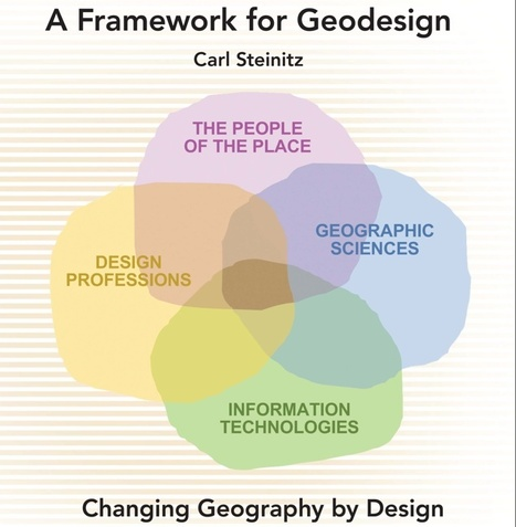 Carl Steinitz Explains Geodesign Process in New Esri Press Book ... | Geographic Information Technology | Scoop.it