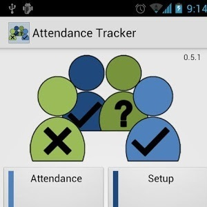 Attendance Tracker: Use Your Phone To Record Attendances For Events [Android 2.2+] | 21st Century Teaching and Learning Resources | Scoop.it