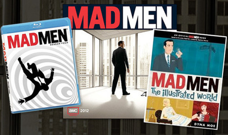 The Mad Men Holiday Gift Guide - Mad Men - AMC | Mad Men | Scoop.it