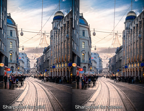 Tips for Sharpening Your Images the Right Way | | Le photographe numérique | Scoop.it