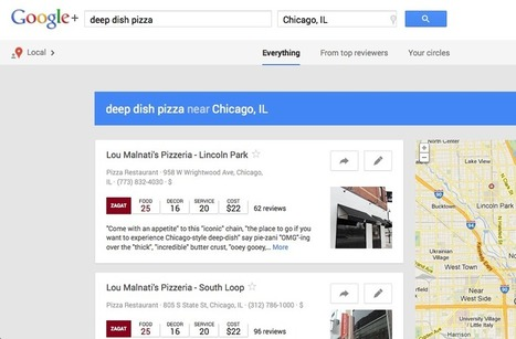 Top 20 Blogs to Help You Become a Google+ Expert – UpCity   Google Places (Google + Local)   Scoop.it