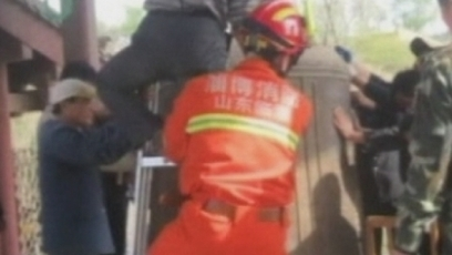 Giant bell falls on man in China | No Such Thing As The News | Scoop.it