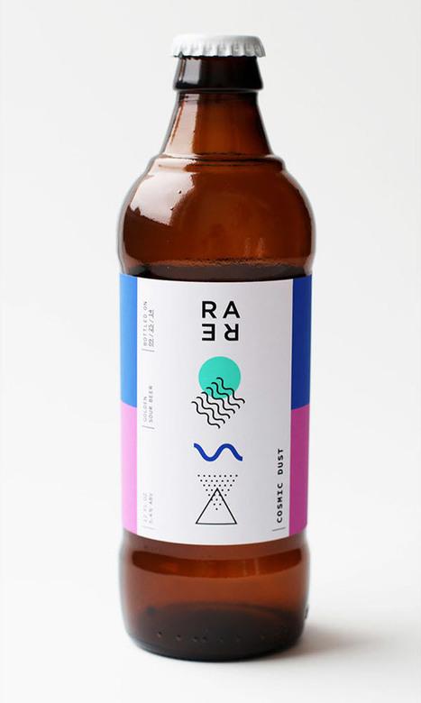 30 Creative Beer Bottle Label & Packaging Designs   Socialart   Scoop.it