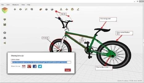 3 Potentes aplicaciones Chrome para la creación de modelos en 3D | Tecnología 2015 | Scoop.it
