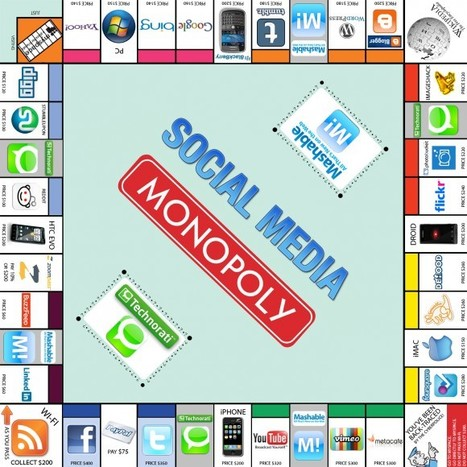 The Game of Social Media | Solopreneur Success! | Scoop.it