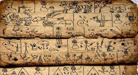 The last hieroglyphic language on earth and an ancient culture fighting to survive | Addicted to languages | Scoop.it