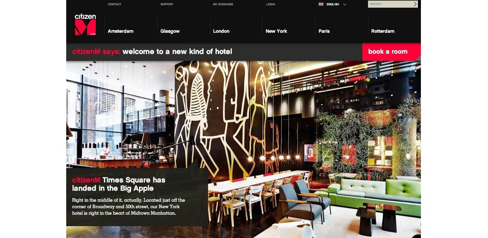 flygcforum com ✈ CITIZENm-HOTELS ✈