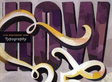 The Story Behind 8 Graphic Design Magazines | Designer's Resources | Scoop.it