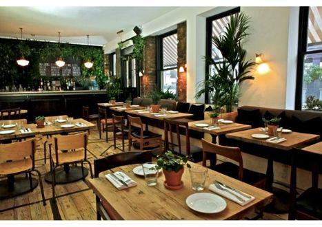 Tiny Leaf is London's First Zero Waste Restaurant   SemioFood   Scoop.it