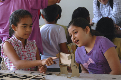 FabKids at FabLab Cali | FabLabs & Open Design | Scoop.it