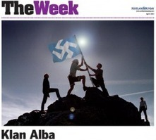 Musician's anger after newspaper is cleared in Saltire Swastika row | Referendum 2014 | Scoop.it