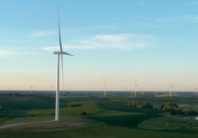USA - Une ferme éolienne pour alimenter 34 stations de ski !