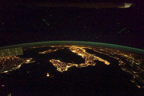 Le Stivale d'Italia | Bad Astronomy | Discover Magazine | The Matteo Rossini Post | Scoop.it
