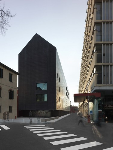 Law-Court Offices in Venice / C+S Architects | Architecture Interior Design Good to Go! | Scoop.it