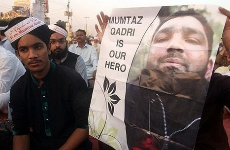 Banding for Blasphemy: Mumtaz Qadri and Pakistan's Barelvis | UNITED CRUSADERS AGAINST ISLAMIFICATION OF THE WEST | Scoop.it