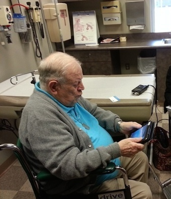 Tablet app reduces CHF patient readmissions by 53 percent | Mobile Healthcare | Scoop.it