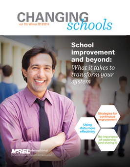 Changing Schools - McREL International | One to One and Mobile in K-12 | Scoop.it