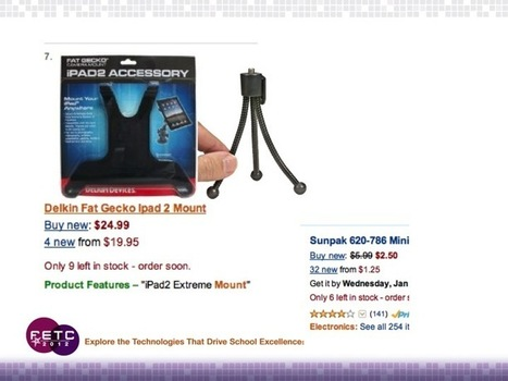 13 Must-Have Gadgets and Apps for Educators   Teaching 21st Century   Scoop.it