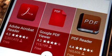 5 of the Best PDF Readers for Android - Make Tech Easier | François MAGNAN  Formateur Consultant | Scoop.it