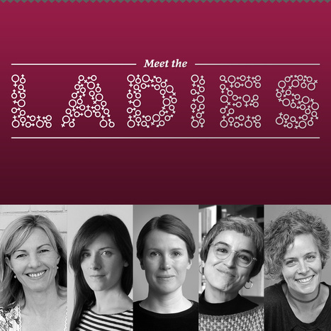 FontShop Celebrates: Women in Design | Artdictive Habits : Sustainable Lifestyle | Scoop.it