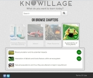 Knowillage - Powering the Next Generation of Personalized Learning | eLearning Models & Resources | Scoop.it