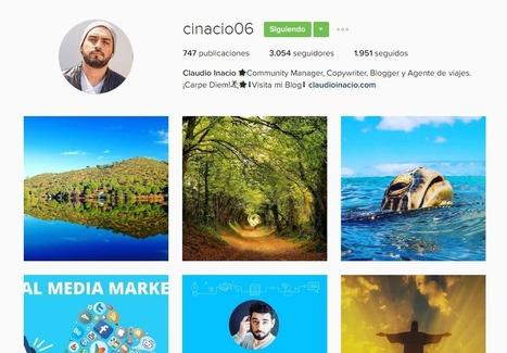 Cómo triunfar en Instagram y trucos para conseguir seguidores | Re-Ingeniería de Aprendizajes | Scoop.it