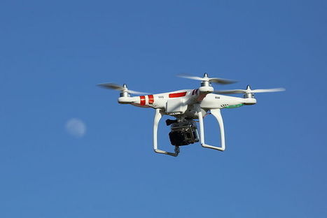 « Il y aura un usage commercial de drones-cargos en 2019 » - Le Monde | Robotique de service | Scoop.it