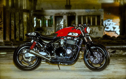 Cafe Racer Marseille