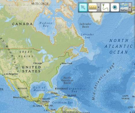 MapMaker Interactive | Spatial in Schools | Scoop.it