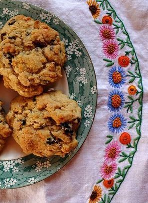 jane brocket: baking peaks   ♨ Family & Food ♨   Scoop.it