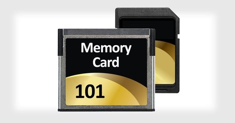The Do's and Don'ts of Memory Cards: Tips for Photographers | Backpack Filmmaker | Scoop.it
