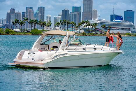 Yacht Party Miami Waterfantaseas Marke