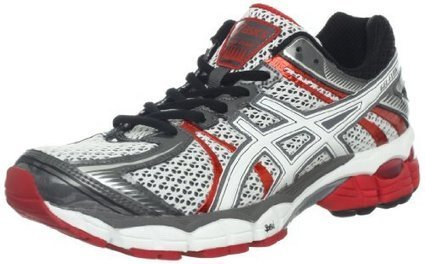 ASICS Men's GEL Flux Running Shoe,SnowWhiteRe