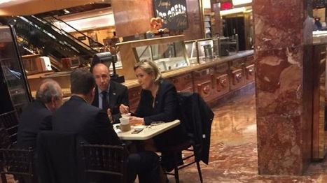 France's Marine Le Pen seen in Trump Tower - BBC News | Welfare, Disability, Politics and People's Right's | Scoop.it