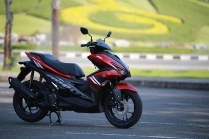 Ini Dia Spesifikasi Lengkap Dan Harga Yamaha Aerox 155 VVA Terbaru