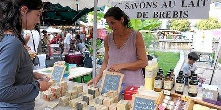 Veyreau : Quand le savon au lait de brebis se fait mousser | L'info tourisme en Aveyron | Scoop.it